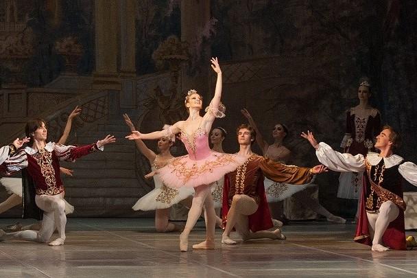 写真:<キエフ・クラシック・バレエ 眠れる森の美女 全幕>